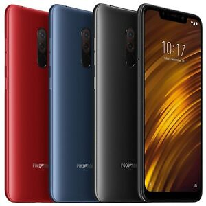 Details about Xiaomi Pocophone F1 64GB (FACTORY UNLOCKED) 6 18