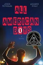 All American Boys NEW DOUBLE SIGNED 1ST ED 1ST PRINT VY RARE