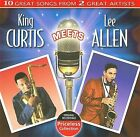 King Curtis Meets Lee Allen by King Curtis (CD, Sep-2009, Collectables)