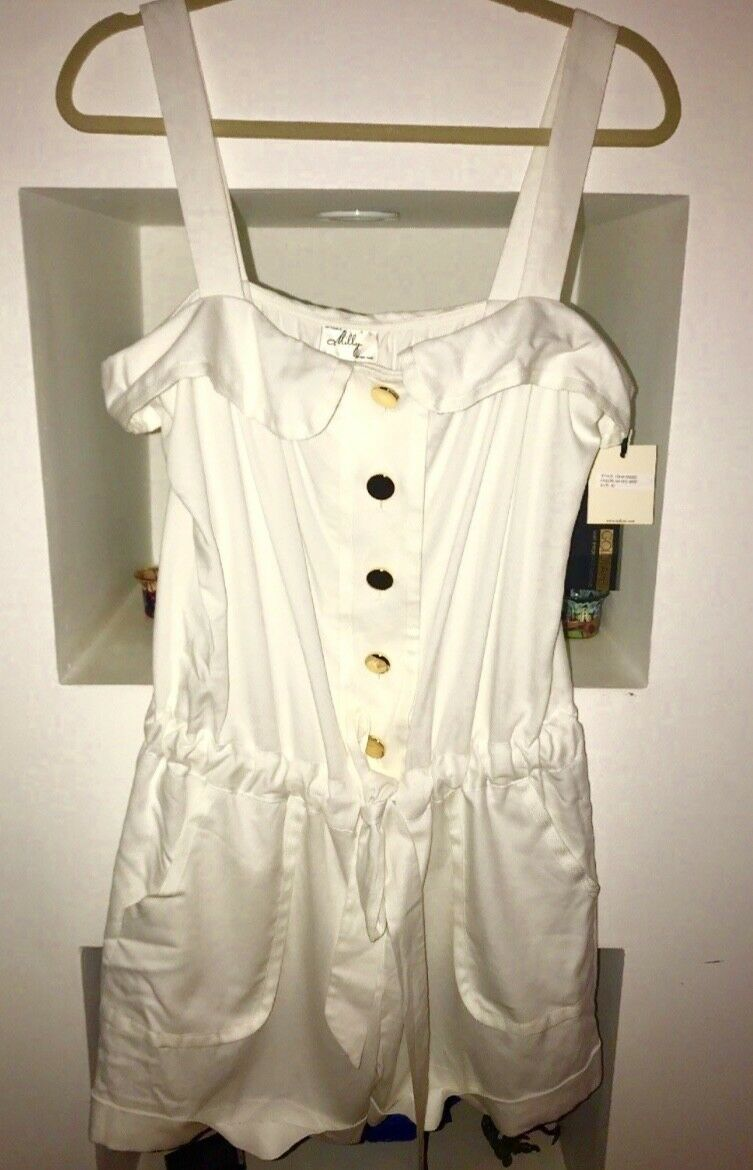Milly of New York Play suite size 14. New.