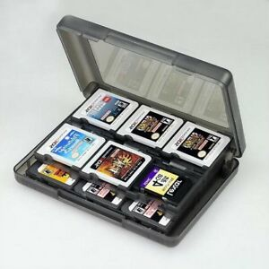 28 In 1 Game Card Case Holder Cartridge Storage Box For Nintendo 3ds