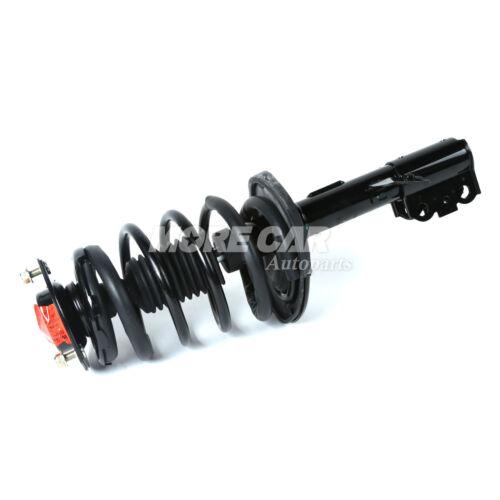 4X Quick Strut Spring Coil Shock Absorber Set Fit 07-11 Toyota Camry 2.4L 2.5L