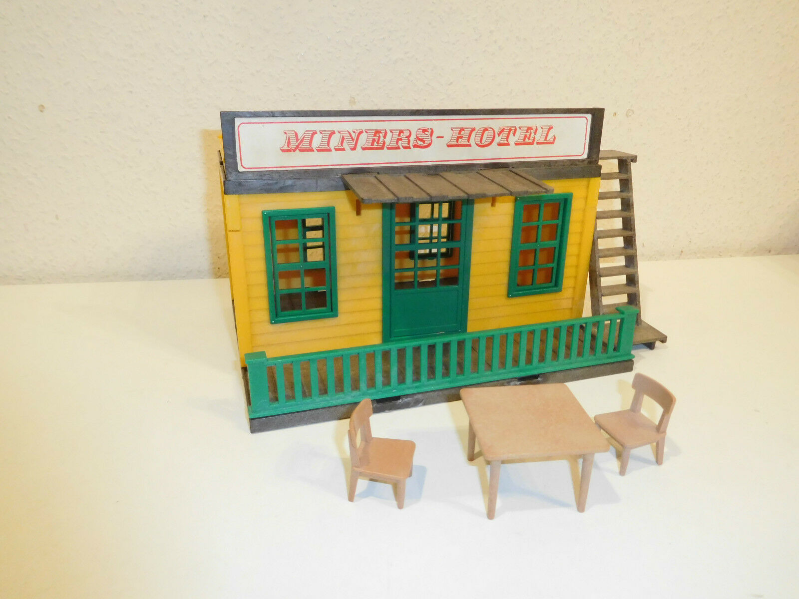 Playmobil western 3426 miner's miner's miner's hotel a1741d