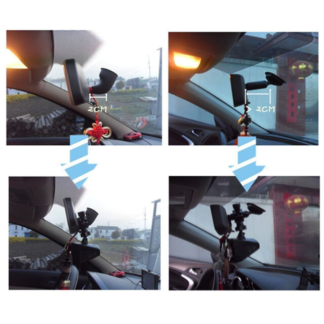 Hot Mirror Bracket Holder Mount For Dash Cam DVR207//207G Gopro Hero1//2//3//4  JH