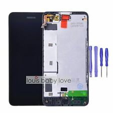 For Nokia Lumia 630 635 LCD Touch Screen Digitizer Display Assembly Frame Tools