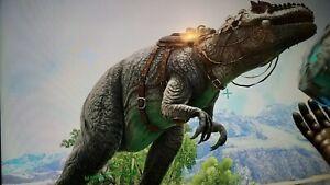 Ark-Survival-Evolved-Xbox-One-Official-PVP-Random-imp-Giga-1000-melee-leveled