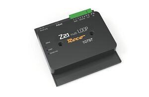 Roco-H0-10797-Z21-Reversing-Loop-Module-Multi-Loop-034-Novelty-2018-New-Boxed