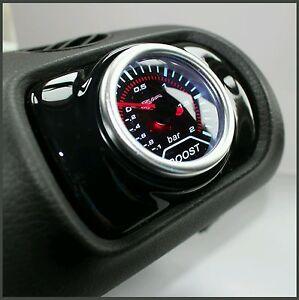 Audi-A3-Mk1-8L1-Air-Vent-Pod-Gauge-Holder-Gloss-Black