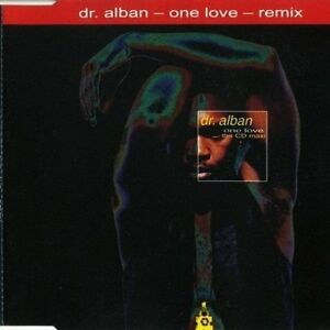 Le-Dr-Alban-One-Love-remix-1992-Maxi-CD