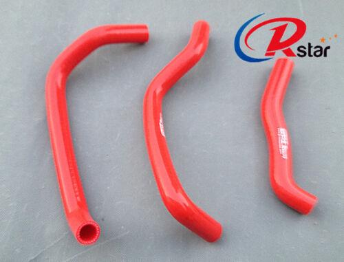 silicone radiator hose for Honda TRX250R TRX250 1986-1989 TRX 250 R 87 88 89 RED
