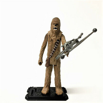 New 3.75'' Hasbro Star Wars Chewbacca 2013 A New Hope Action Figure Toys Gift Removing Obstruction Toys & Hobbies