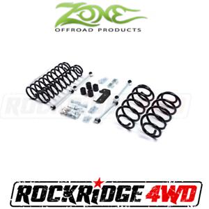 Zone-Offroad-3-034-Suspension-Lift-Kit-for-Jeep-Wrangler-TJ-03-06-w-NO-SHOCKS