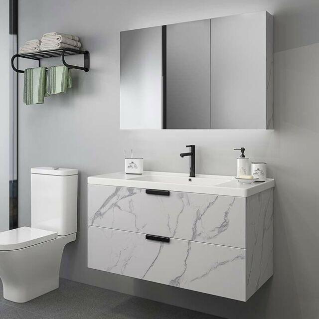 Eros Single Sink Bathroom Vanity For Sale Online Ebay