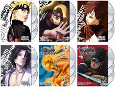 Naruto Shippuden Complete Season 1 Series DVD Region 2 for sale