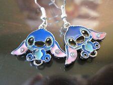 Stitch disney earrings figure chibi anime lilo cosplay