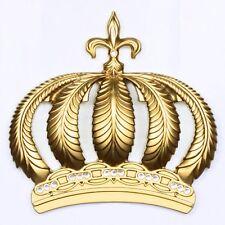 Tapeten Harald Glööckler Krone Wand-Deko 52718 Gold mit Strass Steinen (25,55€/1