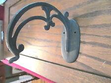 Vintage Ornate Wall Hook Hanger Plant Patio Garden Wind Chime Bird cage Light