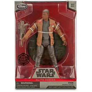 DISNEY-Star-Wars-The-Force-Awakens-Elite-Series-Finn-Diecast-Figure-BRAND-NEW