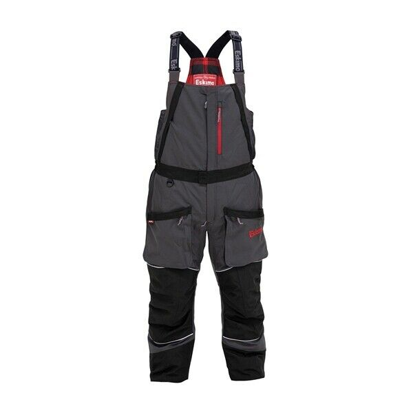 nuovo Eskimo Men's Keeper Ice Ice Ice Fishing Snow Bibs 2XL 315310024411 6c0