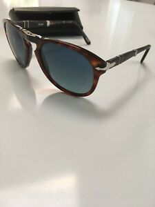 8308380083 Persol 714 24 53 54 21 140 2P Folding Polarized Sunglasses Made In ...