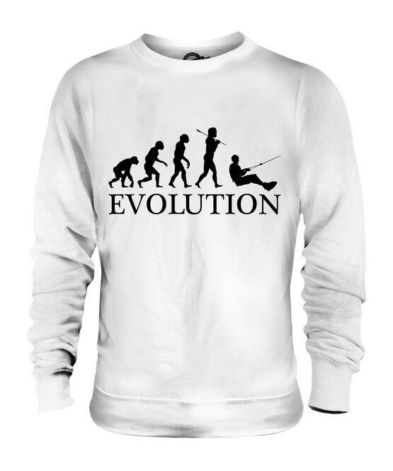 WATER SKIING EVOLUTION OF MAN UNISEX SWEATER  Herren Damenschuhe LADIES GIFT CLOTHING
