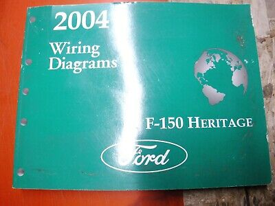 2004 FORD F-150 HERITAGE FACTORY WIRING DIAGRAM MANUAL | eBay