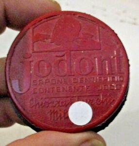 SAPONE-DENTIFRICIO-JODONT-CHIOZZA-E-TURCHI-MILANO-primi-039-900-scatola-bakelite