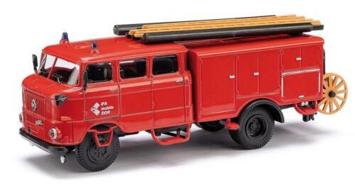 NEU! Busch 1:87 95180 ESPEWE IFA W50 LF16 Messe IFA-Logo