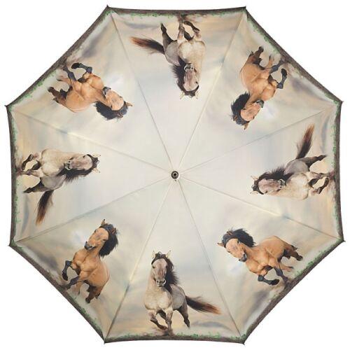 1 Taschenschirm Hunde Katzen Pferde Schirm Schirme Regenschirm Hund Katze Pferd