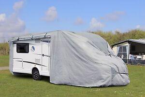 wohnmobil caravan abdeckung schutzh lle abdeckplane. Black Bedroom Furniture Sets. Home Design Ideas