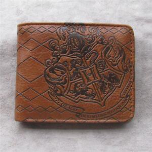 Women-Men-Wallet-Harri-Potter-Bifold-money-clip-ID-Card-Holder-Coin-Purse-Wallet