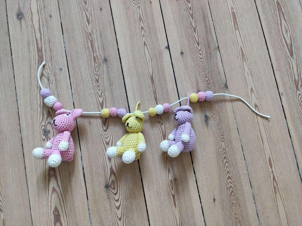 Andet legetøj, Barnevognskæde, Sebra