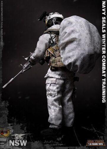 Mini Times toys MT-M011 US Navy Seals Winter Combat Training 1//6 Figure