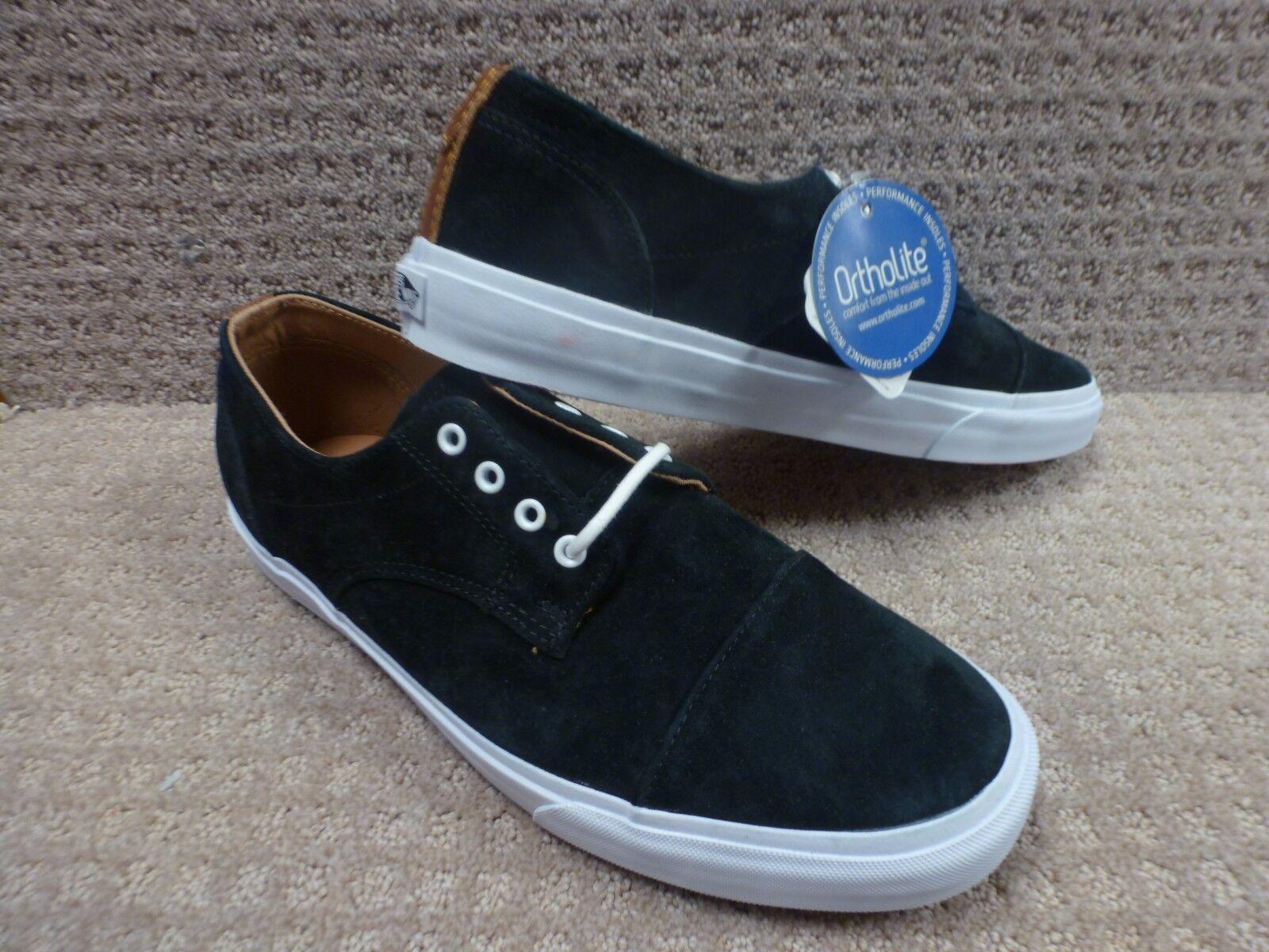 Vans Men's Shoes Sude)