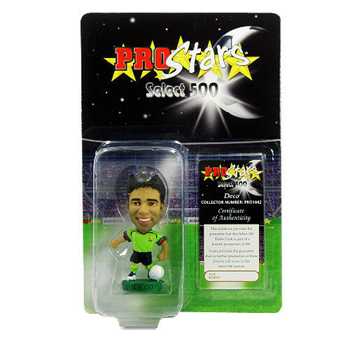 Corinthian Prostars select500 DECO BARCELONA Away 05-06 PRO1442