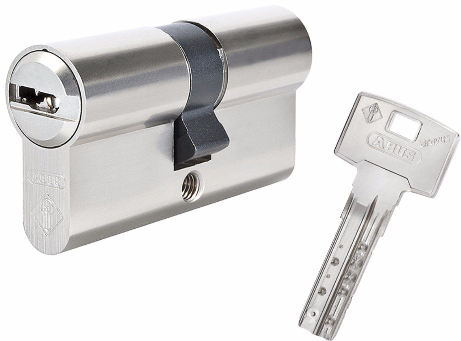 ABUS Bravus3000 Sicherheits-Schließzylinder Doppelzylinder 45/60mm - Individual Individual Individual 971a23