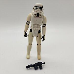 Vintage-Stormtrooper-Figure-Star-Wars-Kenner-Original-Blaster-RARE-SHORT-SHOT