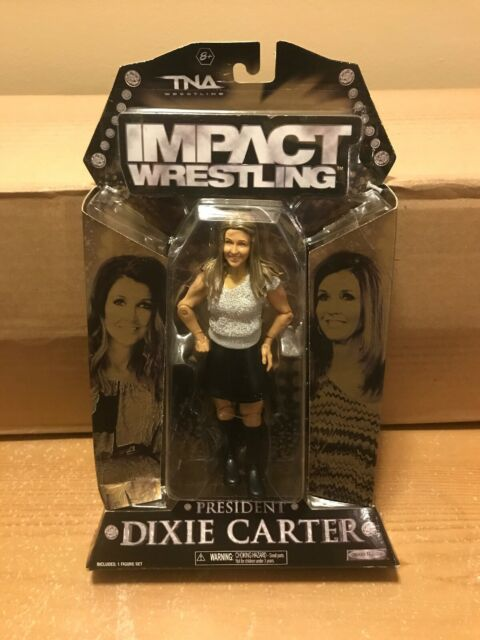 Officiel tna impact wrestling shoptna exclusive Dixie carter action figure