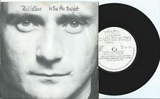"""Phil Collins:In the air tonight/The roof is leaking :7"""" Vinyl Single:UK Hit"""