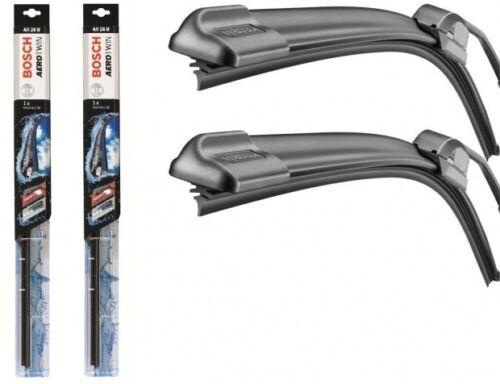 2x Scheibenwischer CADILLAC CTS 09.02-09.07 55cm 53cm-BOSCH AEROTWIN-Set