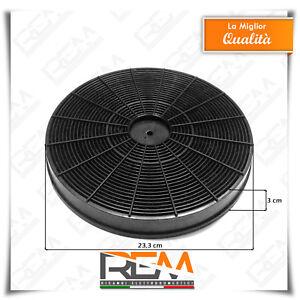 Filtro ai carboni attivi per cappa cucina foro centrale 23 3 cm universale ebay - Foro cappa cucina ...