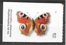 BRD/ Schmetterlinge MiNr 2504 I ** SKL aus MH