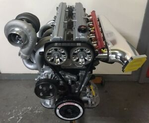 2jz Gte Turbo 800 Hp Engine Toyota Supra Mk4 Aristo Ebay