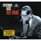 Everybody Digs Bill Evans by Bill Evans (Piano)/Bill Evans Trio (Piano) (CD, Oct-2011, 2 Discs, Not Now Music)