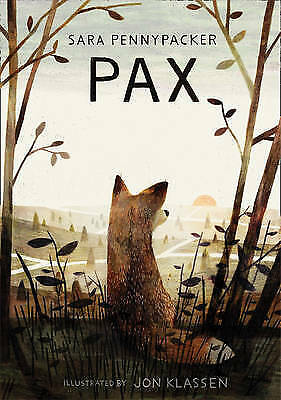 Pax, Pennypacker, Sara, Very Good Book