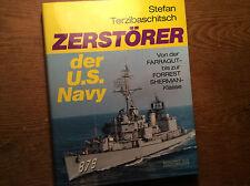 Stefan Terzibaschitsch - Zerstörer der U.S. Navy  [ HC Buch] gebunden Farragut