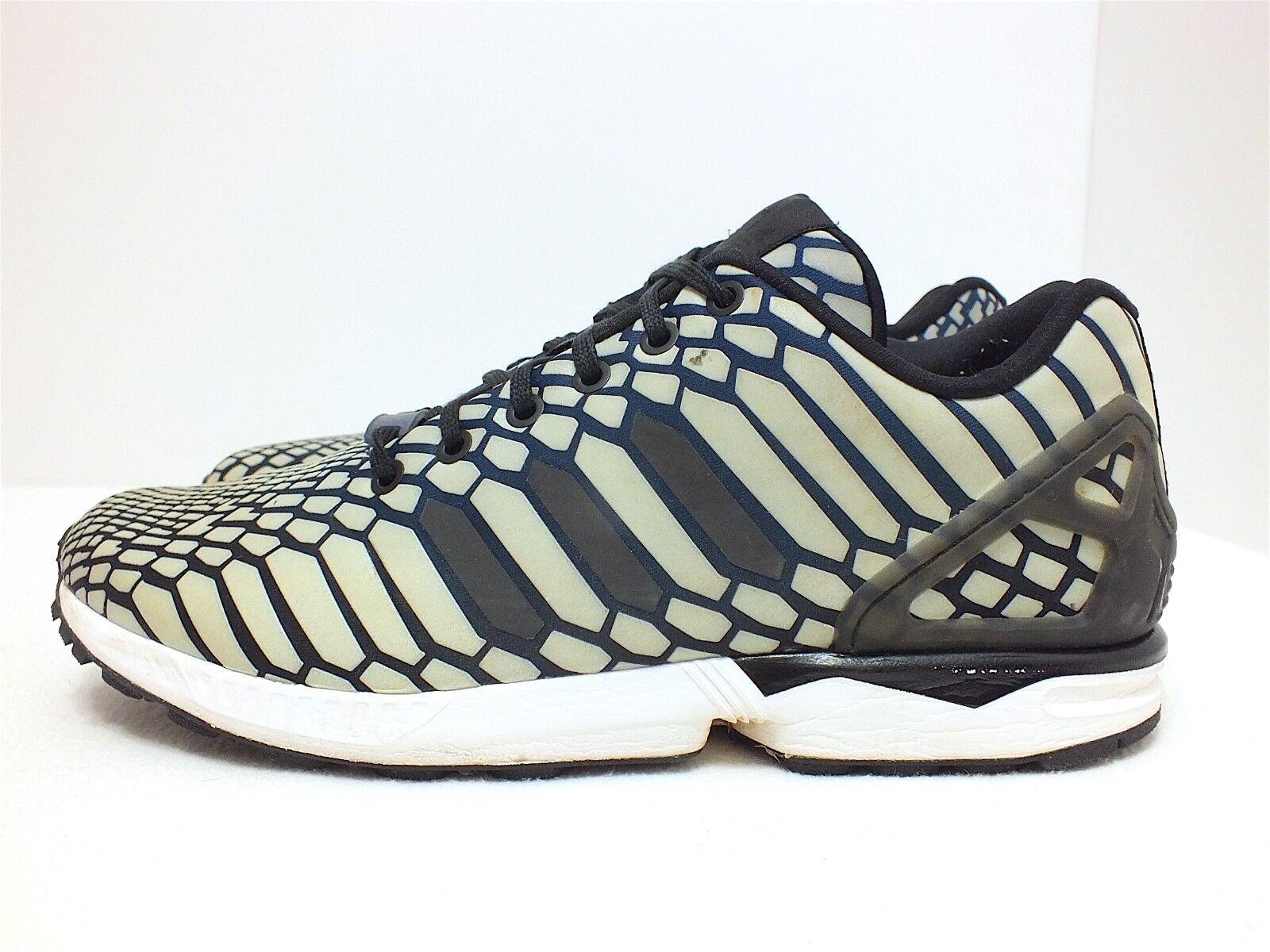 Adidas originali originali originali zx flusso xeno uomini scarpe da corsa marina   nero   bianco numero 10 (usa) | Shop  | Sig/Sig Ra Scarpa  58dbc5