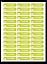 48-ETIQUETAS-PARA-MARCAR-ROPA-PERSONALIZADAS-TERMOADHESIVO-COLEGIO-ESCUELA miniatura 4