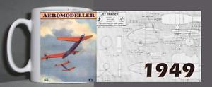 Bien Informé Aeromodeller Vintage Mug Design 1949