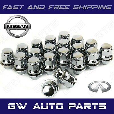 12x1.25 Lug Nuts Black 20+1Pcs/… Spline Drive Wheel Lug Nuts Conical Seat 1.38 Tall Compatible for Infiniti Nissan Scion Subaru with 1 Lug Nut Key